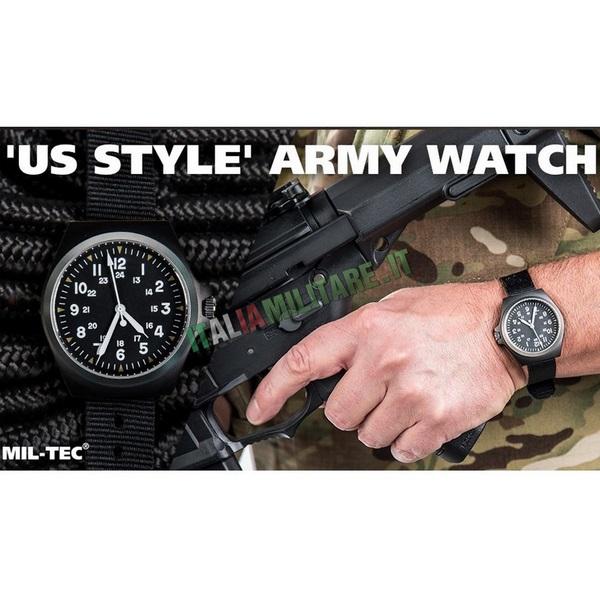 Orologio Militare modello Americano