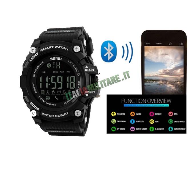 Orologio Smarth Watch con Bluetooth