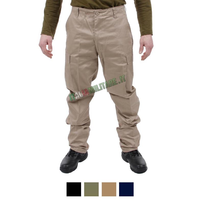 Pantaloni Militari BDU