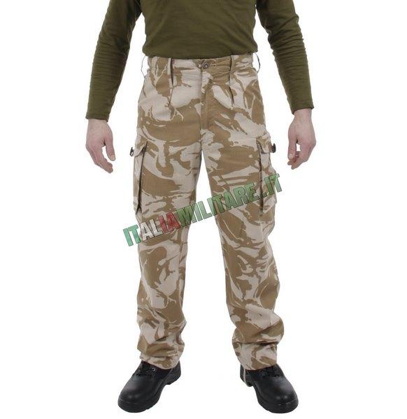 Pantaloni Inglesi CS95 Mimetica DPM Desert Originali