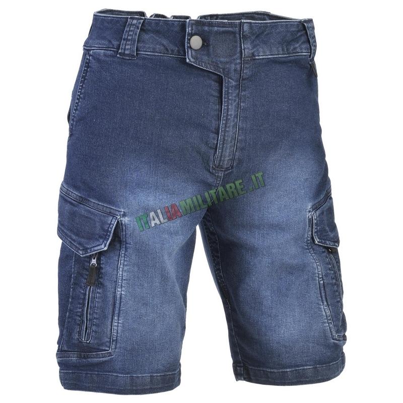 Pantaloni Panther Corti Defcon 5 Jeans