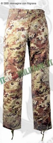 Pantaloni Militari da Combattimento SBB Vegetati