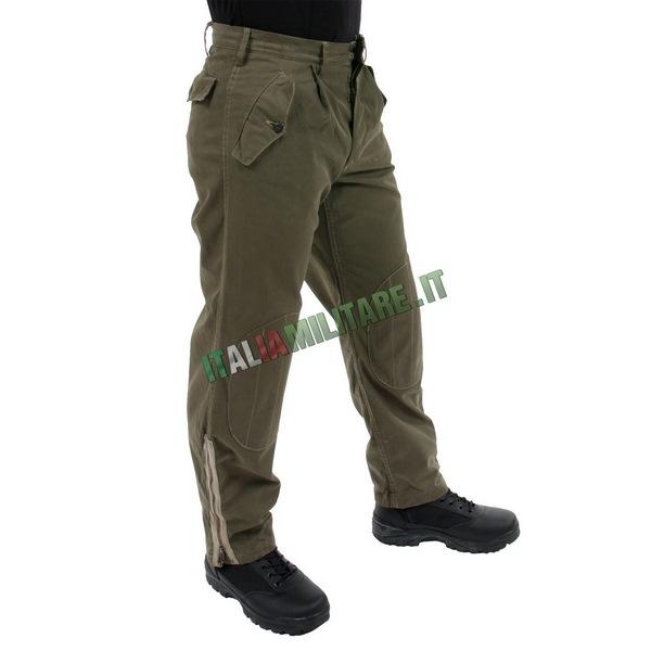 Pantaloni Esercito Italiano Roma 75 Originali