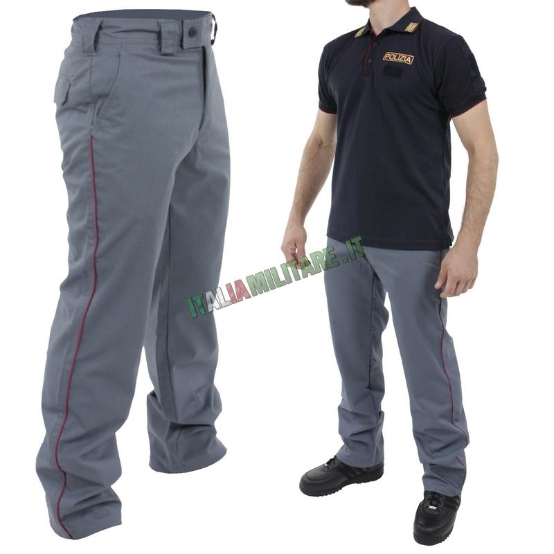 Pantaloni Polizia di Stato per Divisa