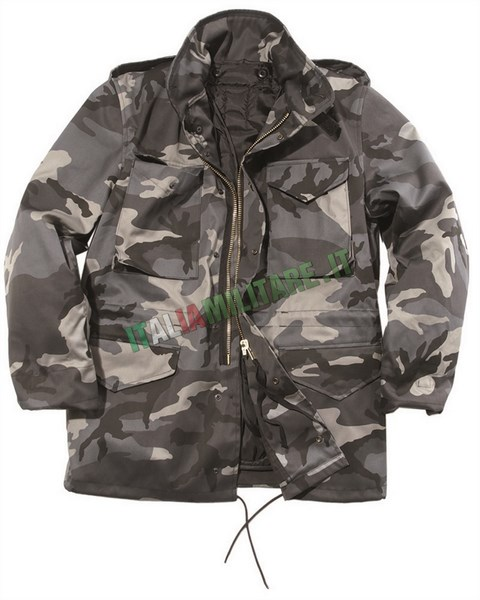 Parka Giacca M-65 Field Jacket Urban