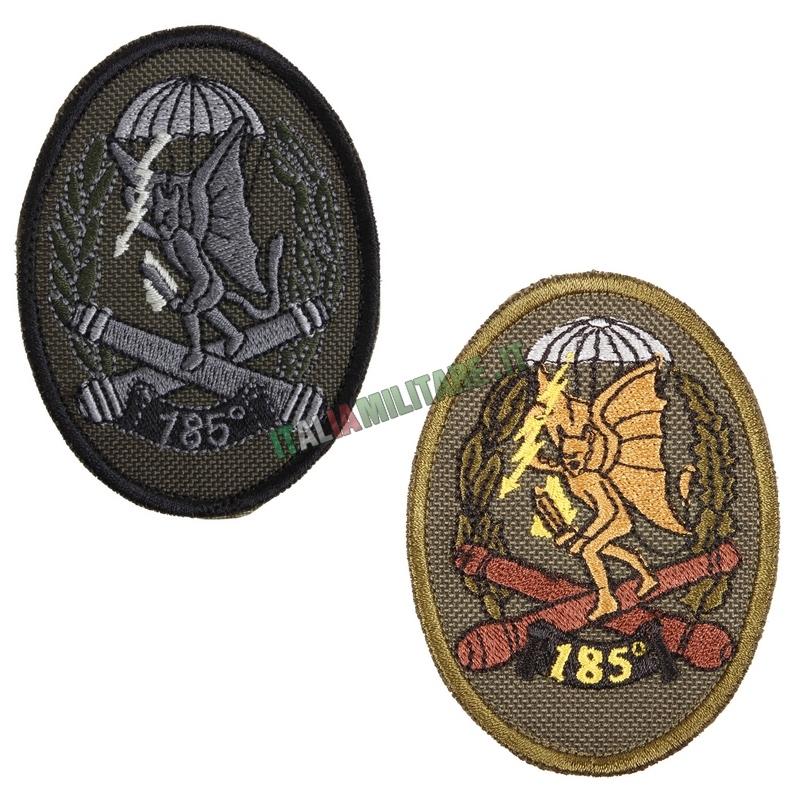Patch Folgore Scudetto 185° Reggimento