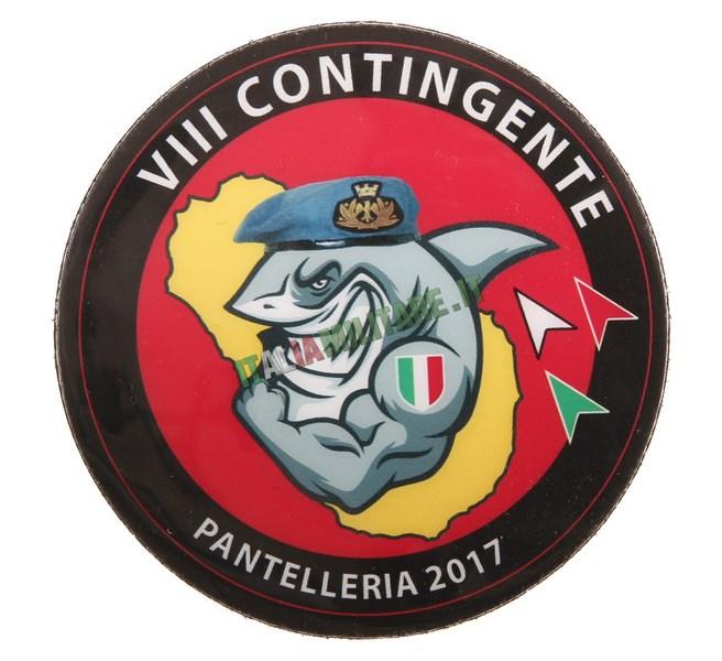 Patch VIII Contingente Pantelleria 2017
