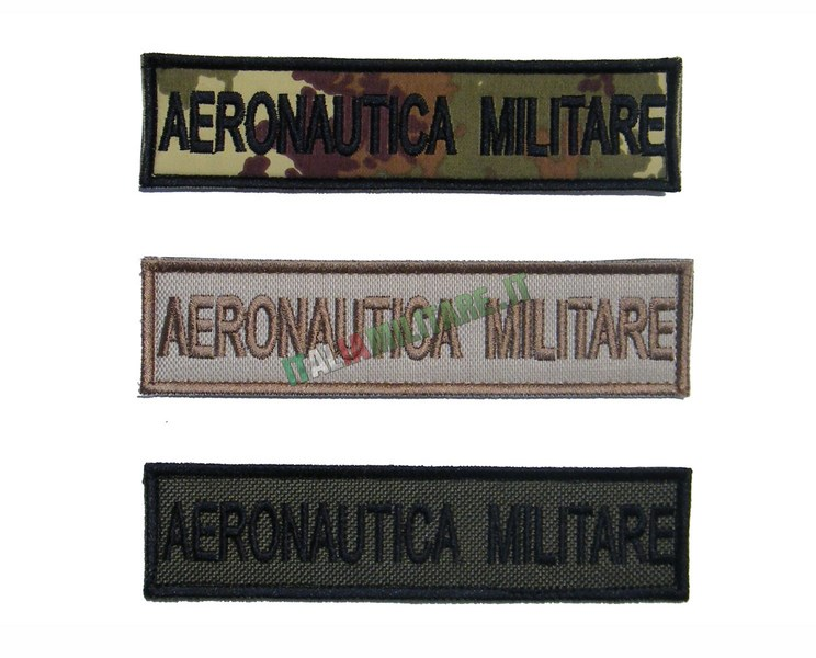 Patch Aeronautica Militare da Uniforme