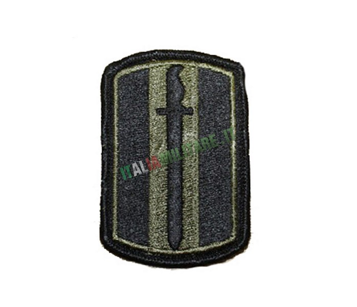 Patch 193 th Infantry Division Originale US Army