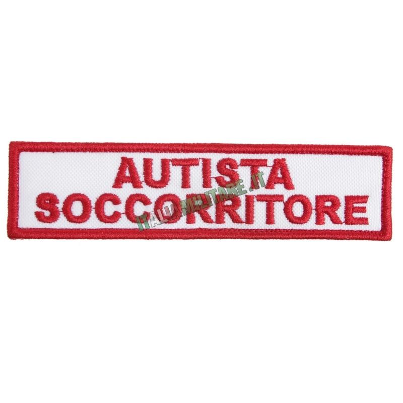 Patch Autista Soccorritore