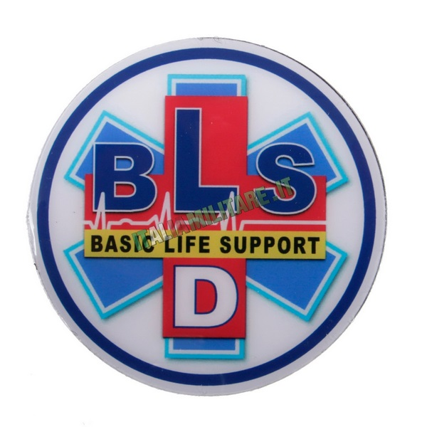 Patch BLS-D Basic Life Support