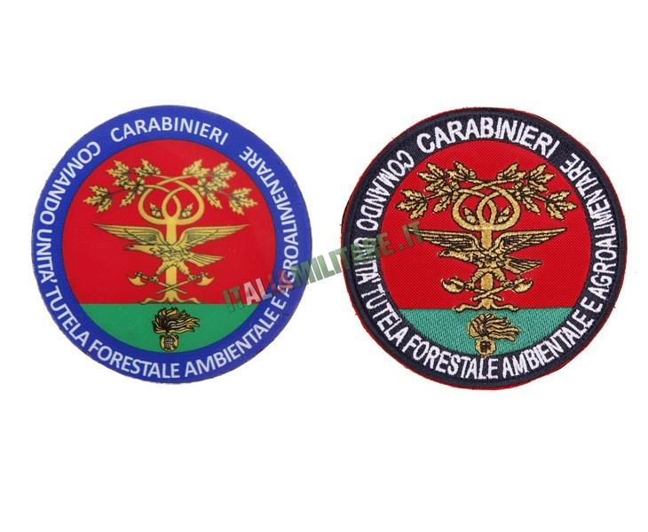 Patch Carabinieri Forestale per Polo