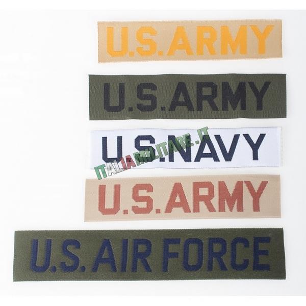 Patch da Uniforme U.S. Army, Navy, Air Force