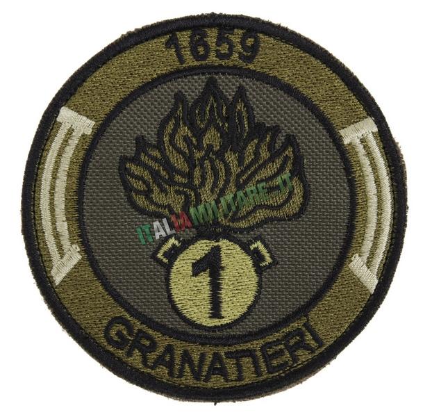 Patch 1 Granatieri