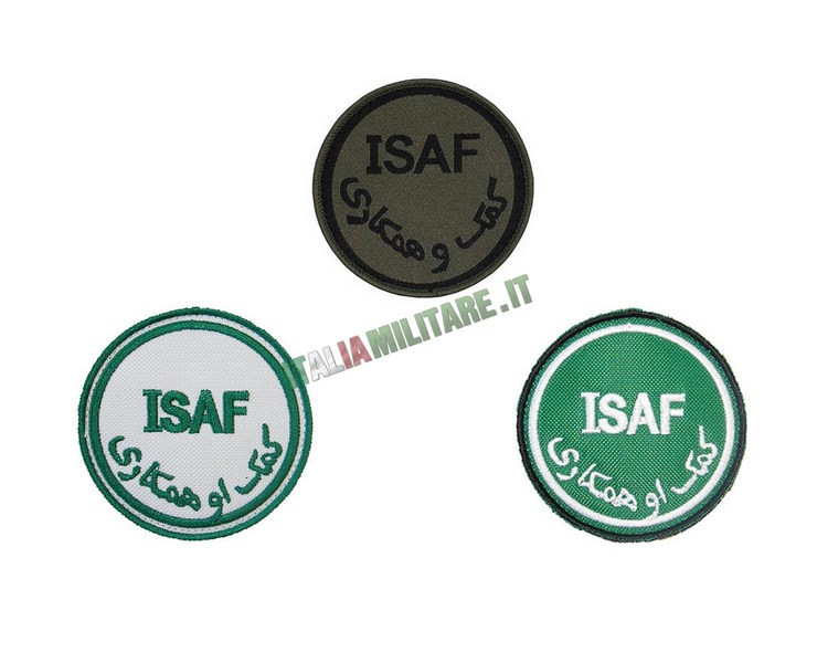 Patch ISAF