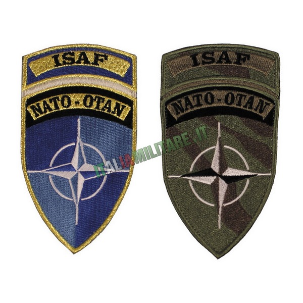 Patch ISAF NATO