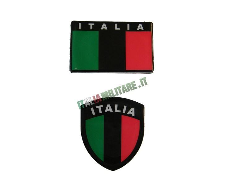Patch Italia Infrarossi IR Repro