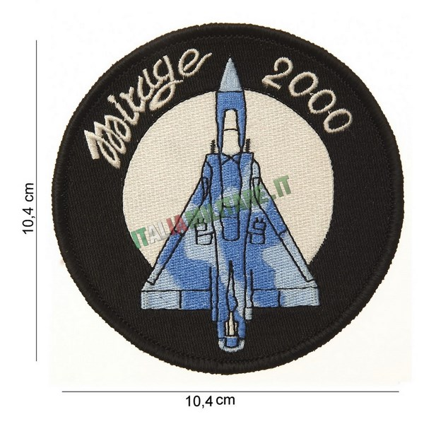 Patch Aeronautica Francese Mirage 2000