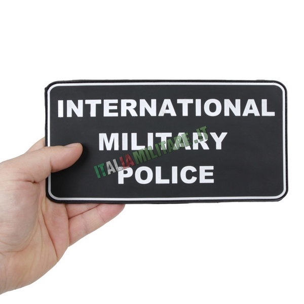 Patch International Military Police