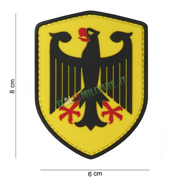 Patch Aquila Tedesca in Pvc
