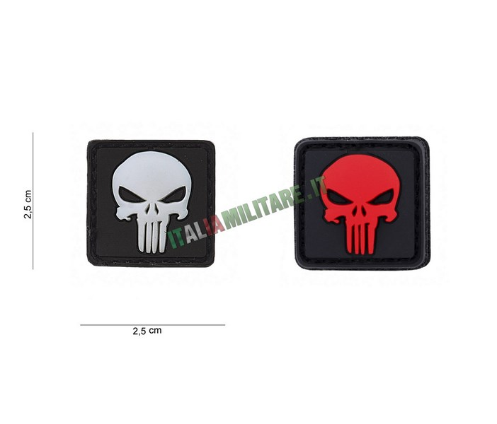 Patch Punisher Punitore in Pvc