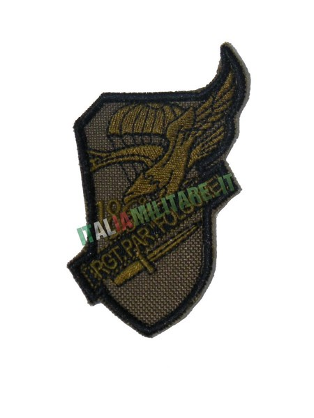 Patch Folgore Scudetto 186 Reggimento