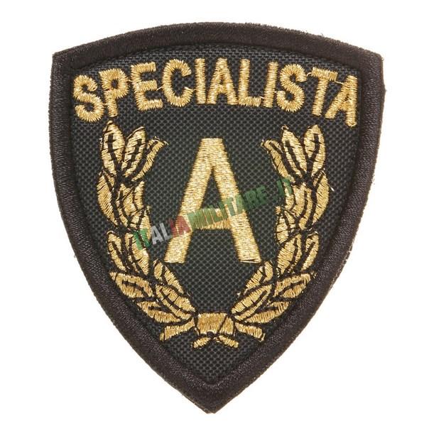 Patch Specialista Armaiolo