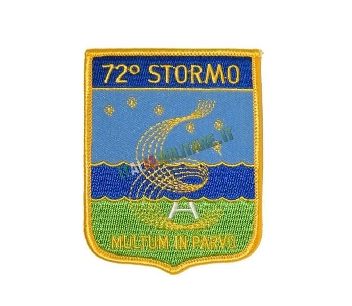 Elicottero 72 Stormo : Patch ° stormo aeronautica militare