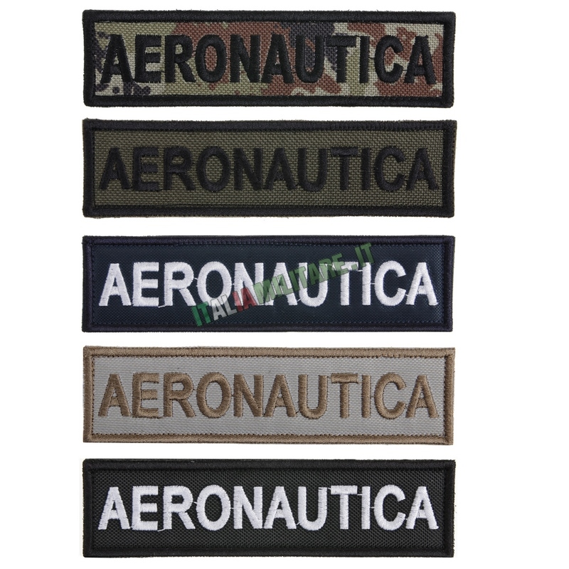Patch AERONAUTICA
