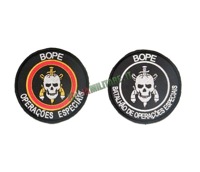 Patch BOPE Forze Speciali