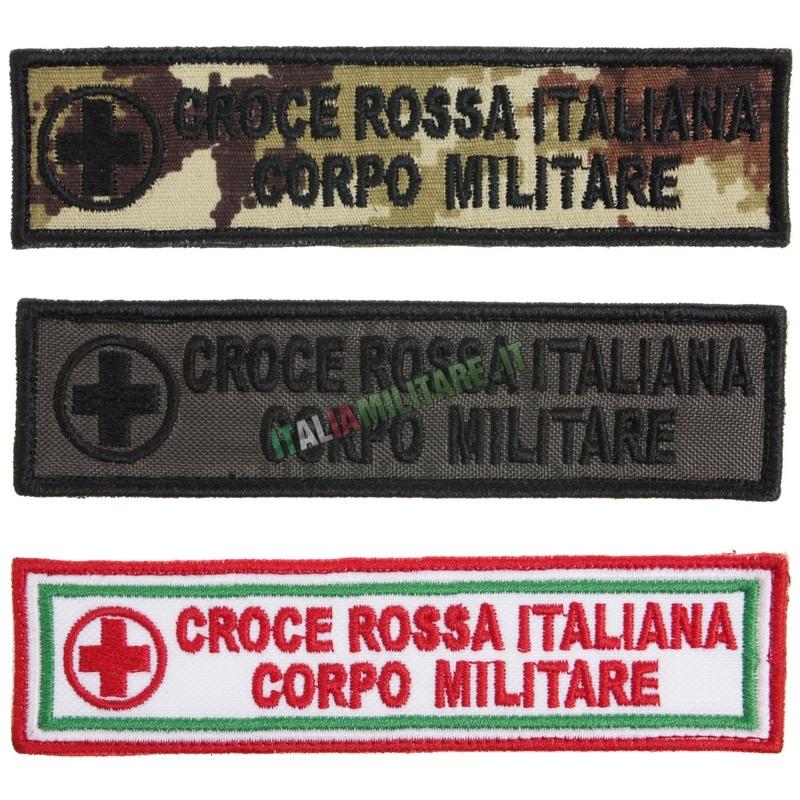 Patch Croce Rossa Corpo Militare