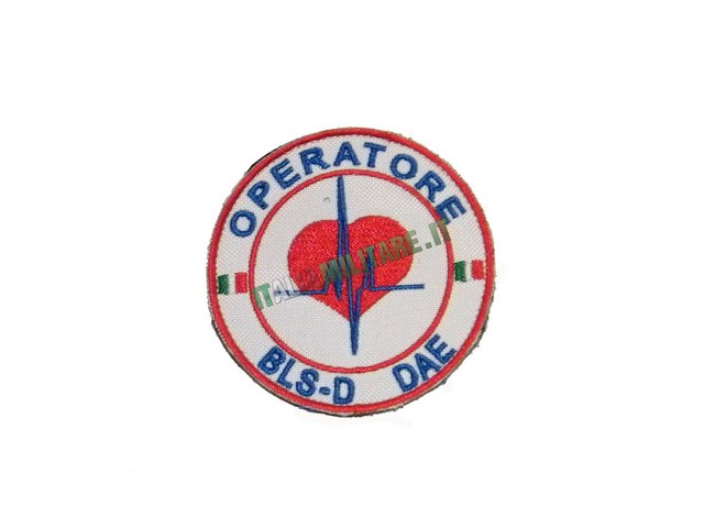 Patch BLS-D DAE Operatore
