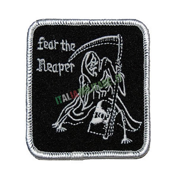 Patch Fear The Reaper