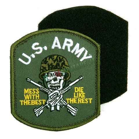 Patch US ARMY Americana Forze Speciali SoftAir