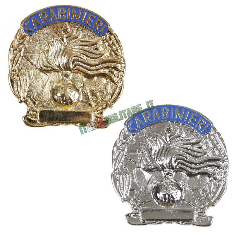 Distintivo Carabinieri in Metallo