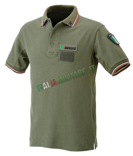 Polo Esercito Italiano Defcon 5