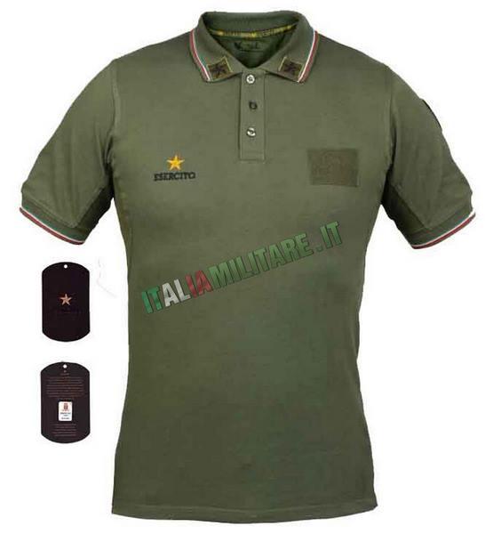Polo Esercito Italiano - Nuovo Modello