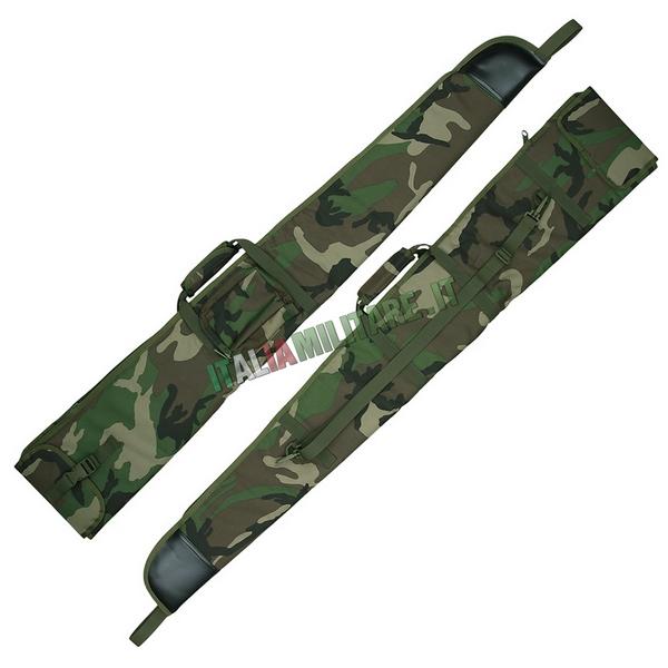 Custodia Porta Fucile da 125 cm Woodland