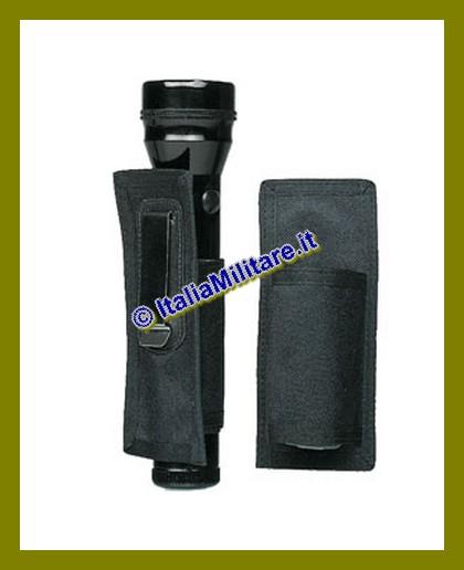 Tasca porta spray 40 ml da cinturone nera