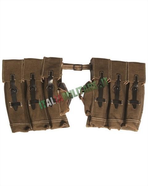 Porta Munizioni STGW 44 Militare Tedesco WWII