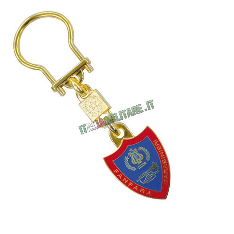 Portachiavi Fanfara Carabinieri