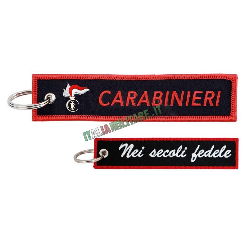 Portachiavi Carabinieri