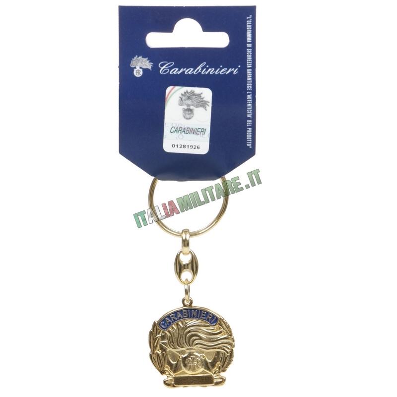 Portachiavi in Metallo Carabinieri - Distintivo