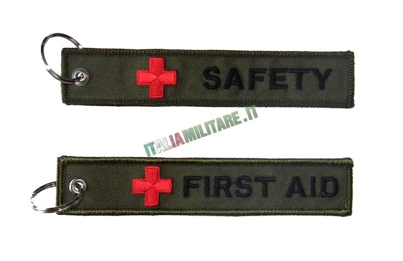 Portachiavi First Aid - Safety