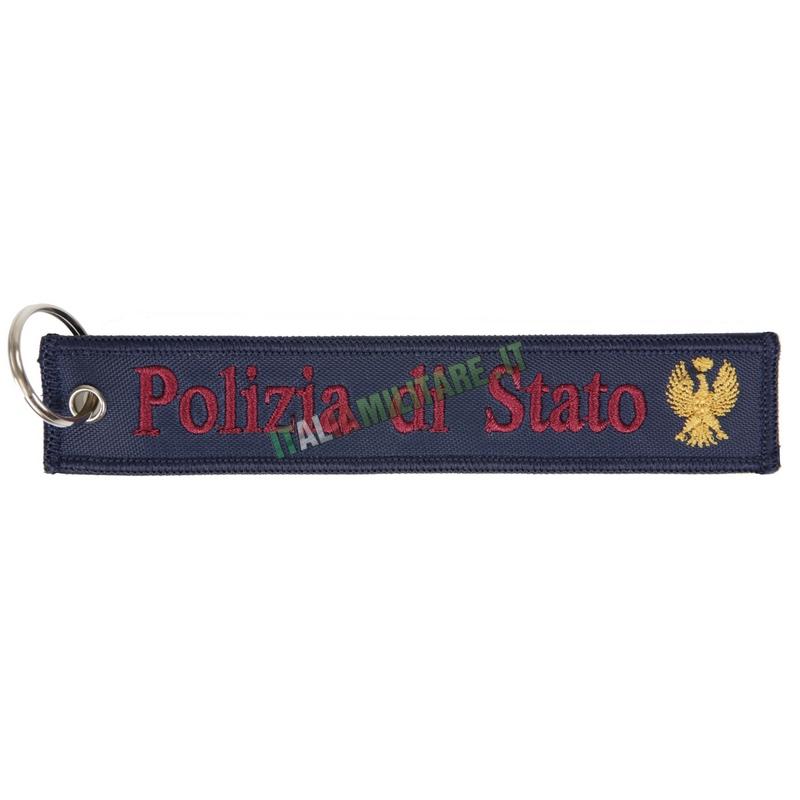 Portachiavi Polizia di Stato