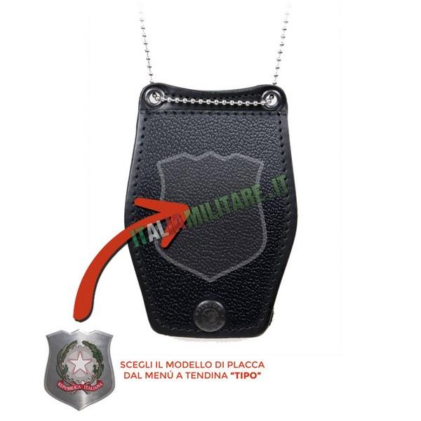 Porta Distintivo da Cintura e Collo 1WB Vega Holster