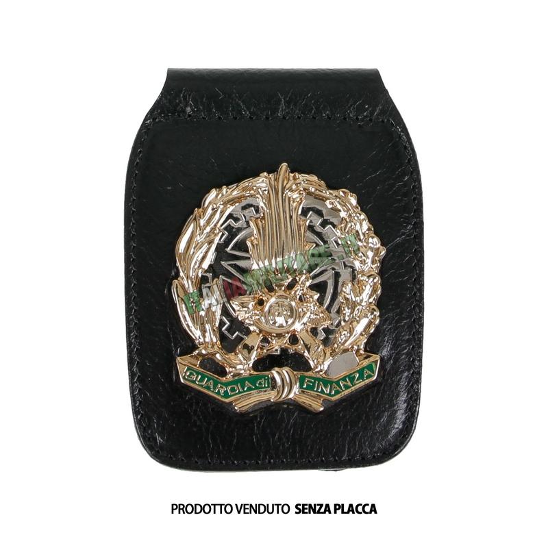 Porta Distintivo Da Cintura e Collo Guardia di Finanza Ascot 604