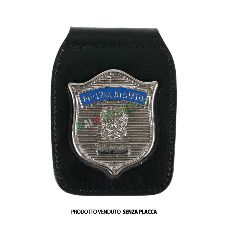 Porta Distintivo Da Cintura e Collo Polizia di Stato Ascot 604