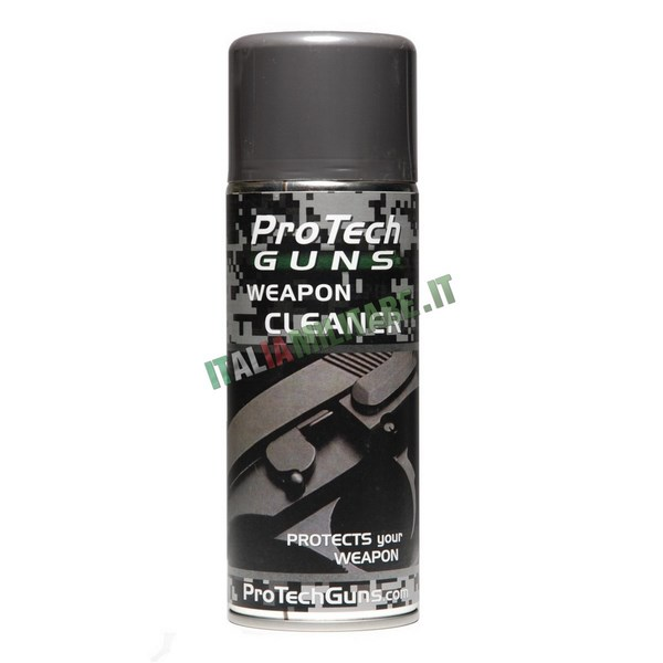 Pulitore Spray Armi Pro-Tech 400 ml
