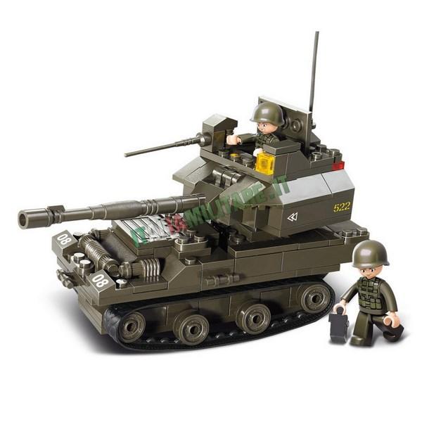 Costruzioni Sluban Militari mod Carro Armato M38-B0282